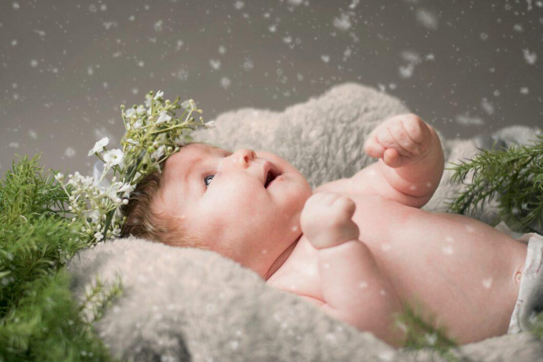 Corredino per neonato